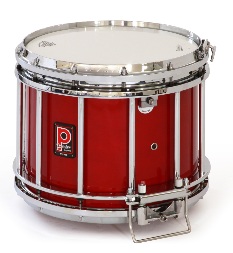 Premier Hts 800c Series High Tension Snare Drum The