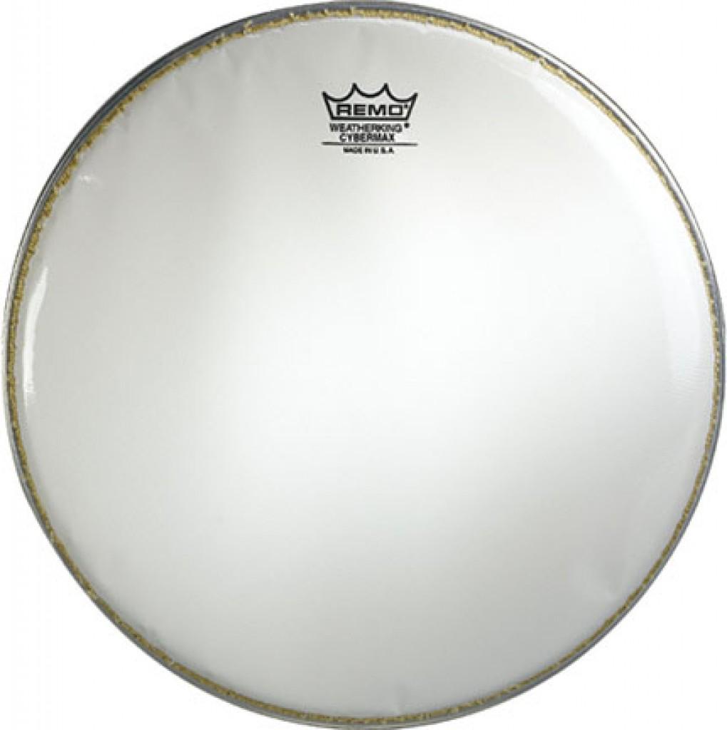 "Remo 14"" (Premier) Cybermax White High Tension Side Drum ..."