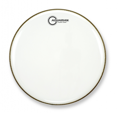 aquarian 14 classic white batter top head the marching band shop. Black Bedroom Furniture Sets. Home Design Ideas