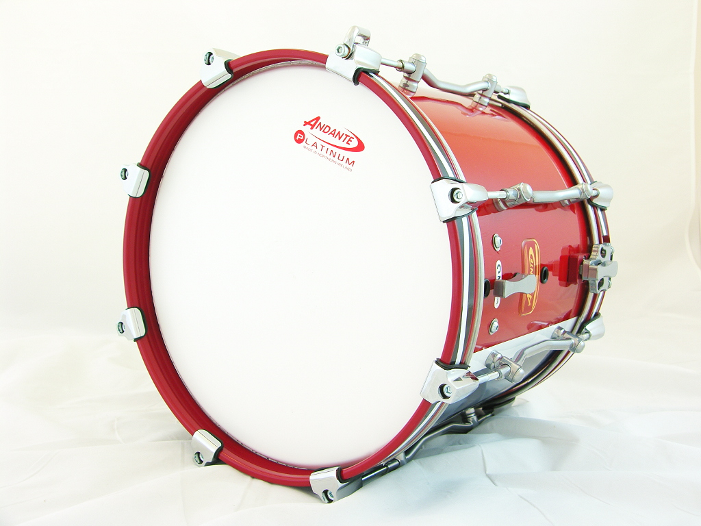 Andante Military Series Drums