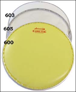 Andante Drum Skins/Heads