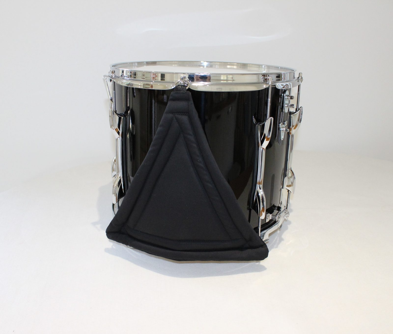 black padded drum triangle to fit premier drums the marching band shop. Black Bedroom Furniture Sets. Home Design Ideas