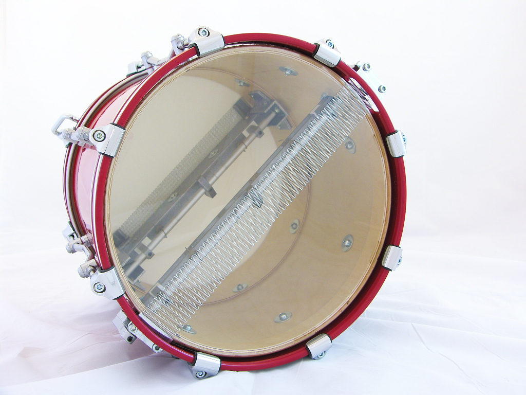 andante 605 clear snare side bottom marching drum head the marching band shop. Black Bedroom Furniture Sets. Home Design Ideas