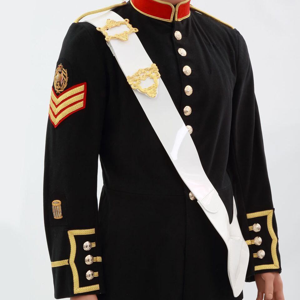 Colour Belts & Flag Carriers