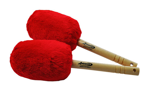 Andante Bass Drum Sticks