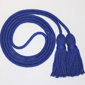 Royal Blue Bugle Cord 5