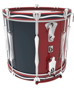 British Drum Company, Military Series Drums
